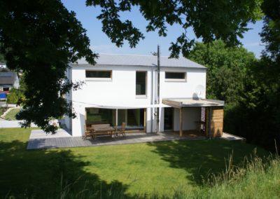 Einfamilienwohnhaus in Sinzing (bei Regensburg)