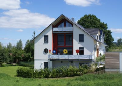 Doppelhaushälfte in Weiden